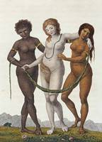 William Blake~Europe Supported By Africa and Ameri