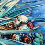 """Yucca Fruit"" by vanjames"