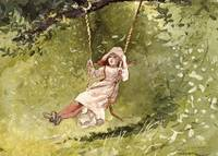 Winslow Homer~Girl on a Swing
