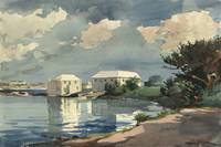 Winslow Homer~Salt Kettle, Bermuda