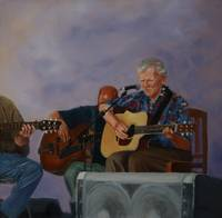 Doc Watson's Last Show in Todd, NC