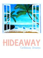 Hideaway Poster - Caribbean Dreams Window