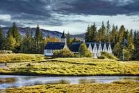 Little Church In Thingvellir