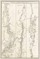 Hudson River Map 18th Century