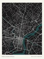 City of Philadelphia Map