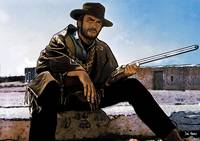 CLINT EASTWOOD -  MAN WITH NO NAME