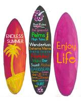 Surfboard Philosphy  - Enjoy Life, Travel and Surf