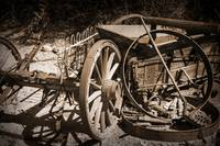 Broken Wagon