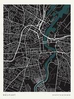 City of Belfast Map