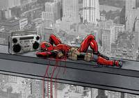 Marvel: Deadpool -The Degenerate Regenerates