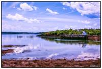 Calm Waters on Campobello Island