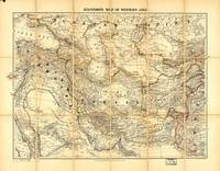 Stanford's Map of Western Asia (1885)