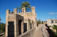 Alcudia fortified wall, Majorca