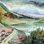 """Japan Landscape"" by YaelEylatTanaka"