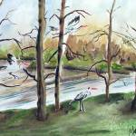 """""""On Golden Pond"""" by YaelEylatTanaka"""