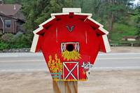 Glen Haven Bird Houses Study 8