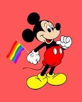 Mickey Mouse | Gay Pride | Pop Art