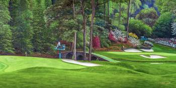 Augusta National Golf Club Masters Amen Corner 112