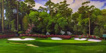 Augusta National 13B Art Azalea LR 13x26