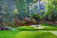 Augusta National Golf Club Masters Tournament Hole