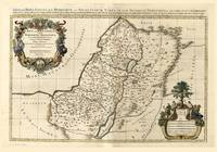 Map of Israel (1696)