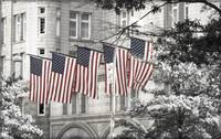 5 flags bldg Washington DC