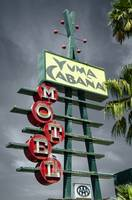 Yuma Motel Neon Sign