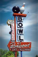 Bonwood Bowl Neon Sign