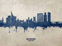 Reading England Skyline