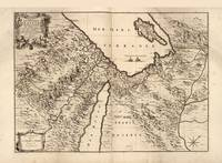 Deserts of Egypt Map (1693)