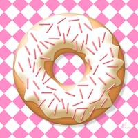 Donut | Pop Art
