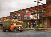 Truck - The city grocer 1939