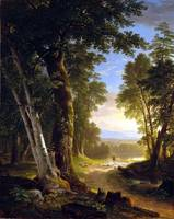 Asher Durand The Beeches