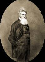 Vintage John Brown Portrait