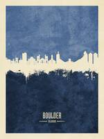 Boulder Colorado Skyline