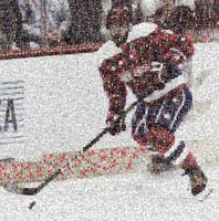 Ovechkin old school mosaic