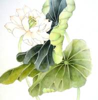 Chinese Watercolor I