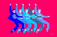 Blue Elvis | Pop Art