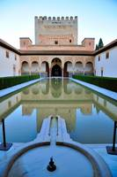 Palace of Dreams - Alhambra, Before Sunrise