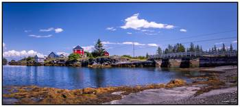Stonehurst Panoramic View