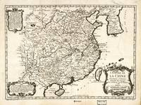 Map of China (1748)
