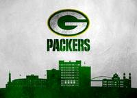 Green Bay Packers Skyline
