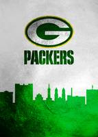 Green Bay Packers Skyline 2