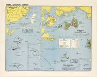 China: Offshore Islands Map (1958)