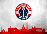 Washington Wizards Skyline