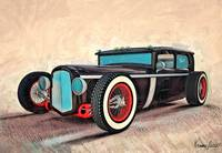 Hot Rod Jalopy
