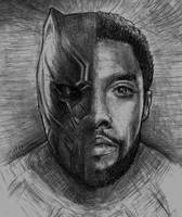 Black Panther, Chadwick Boseman Dedication