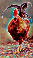 Bright Rooster