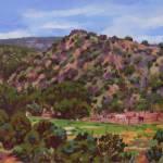 """Horse Canyon"" by katkuzma"
