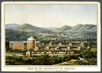View of the University of Virginia, Charlottesvill